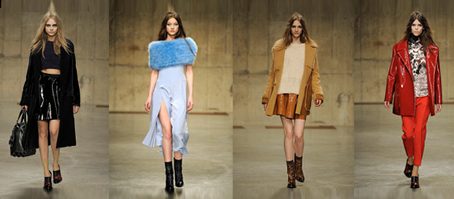 AW13 LONDON FASHION WEEK ROUND UP